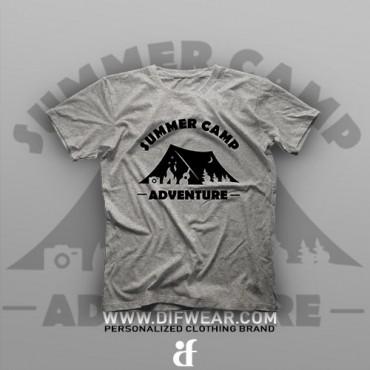 تیشرت Go Camp And Enjoy #6