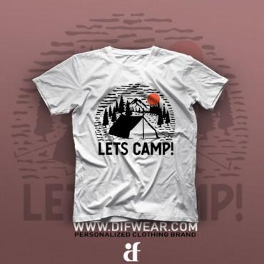 تیشرت Go Camp And Enjoy #8