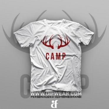 تیشرت Go Camp And Enjoy #11