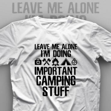 تیشرت Go Camp And Enjoy #13