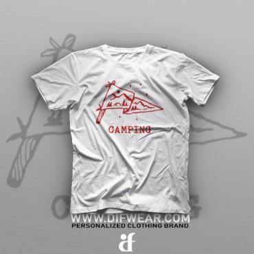 تیشرت Go Camp And Enjoy #17