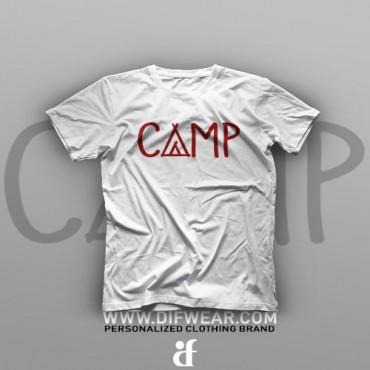 تیشرت Go Camp And Enjoy #21