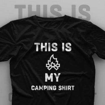 تیشرت Go Camp And Enjoy #24