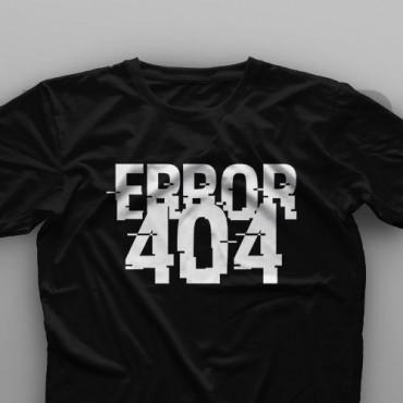 تیشرت Error 404 #3