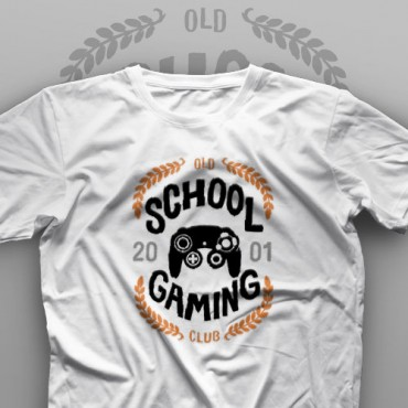 تیشرت School Gaming 1XXX