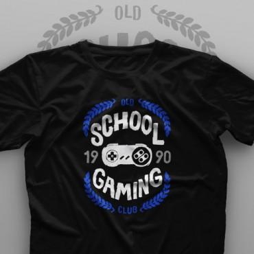 تیشرت School Gaming 1990