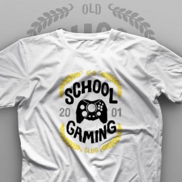 تیشرت School Gaming 2001 #2