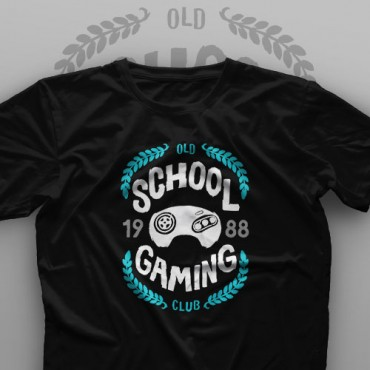 تیشرت School Gaming 1988