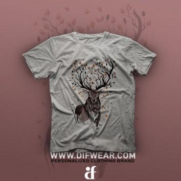 تیشرت Deer #6