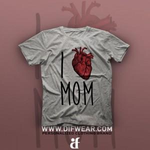 تیشرت I Love Mom