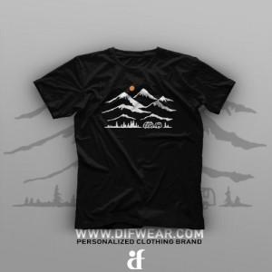 تیشرت Camping #30