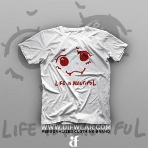تیشرت Life Is Beautiful