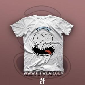 تیشرت Rick and Morty #36