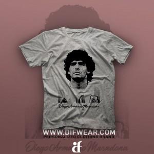 تیشرت Diego Maradona #2