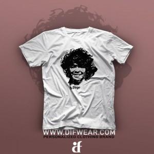 تیشرت Diego Maradona #4
