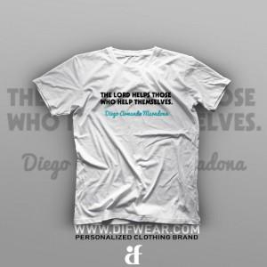 تیشرت Diego Maradona #7