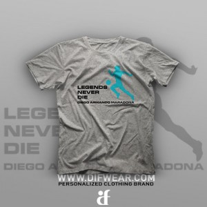تیشرت Diego Maradona #9
