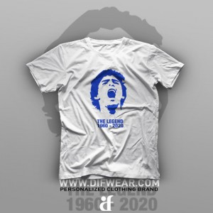 تیشرت Diego Maradona #10