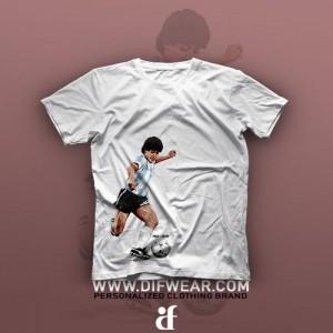 تیشرت Diego Maradona #13