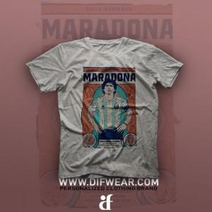 تیشرت Diego Maradona #17