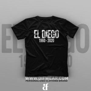 تیشرت Diego Maradona #18