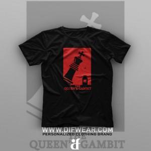 تیشرت The Queen's Gambit #2