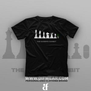 تیشرت The Queen's Gambit #22