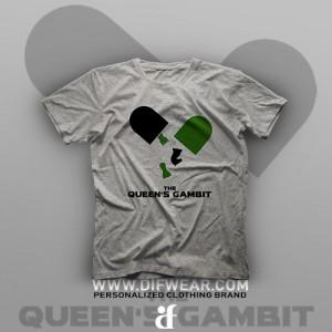 تیشرت The Queen's Gambit #20