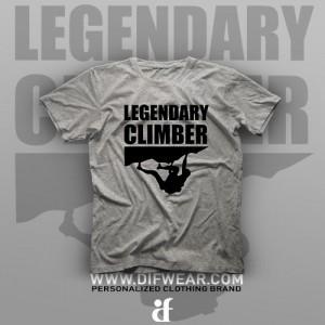 تیشرت Legendary Climber