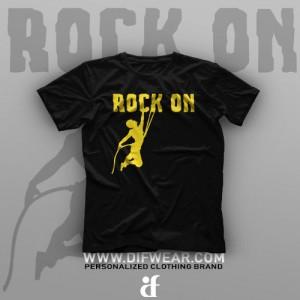 تیشرت Rock On