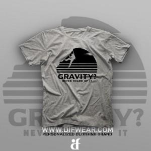 تیشرت Gravity #1
