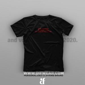 تیشرت Chamber Of Dread 2020 #2