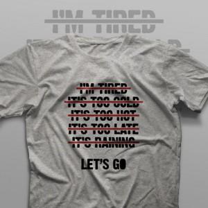 تیشرت Let's Go #1
