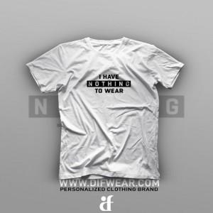تیشرت Nothing To Wear