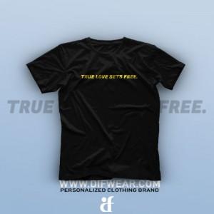 تیشرت True Love #1