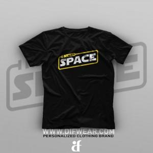تیشرت I Need Space #1