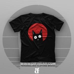تیشرت Cat #12