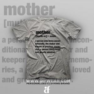تیشرت Mother #39