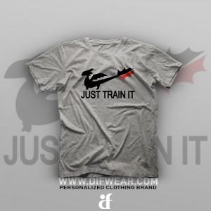 تیشرت Train It