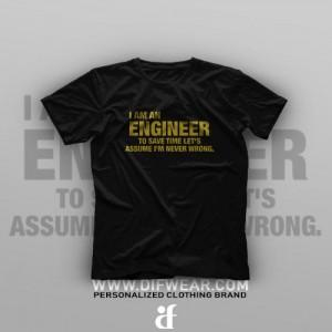 تیشرت Engineer #22