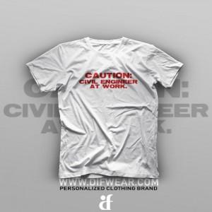 تیشرت Civil Engineer #2