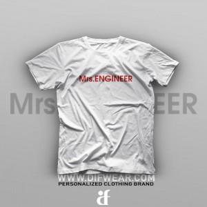 تیشرت Mrs. Engineer #1