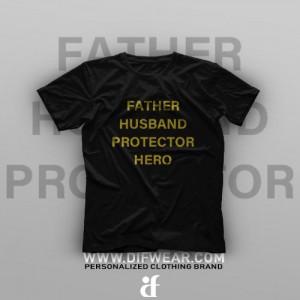 تیشرت Father #3