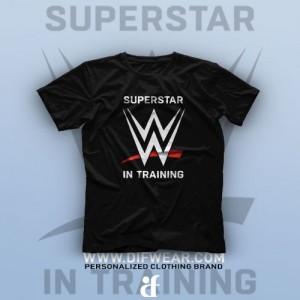 تیشرت Super Star In Training