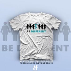 تیشرت Gymnastic: Be Different #2