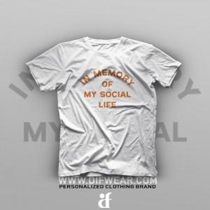 تیشرت Social Life