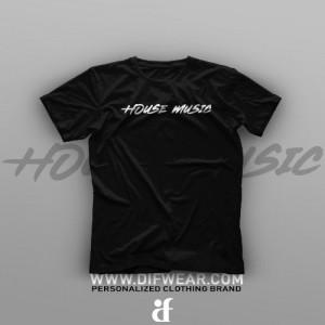 تیشرت House Music #1
