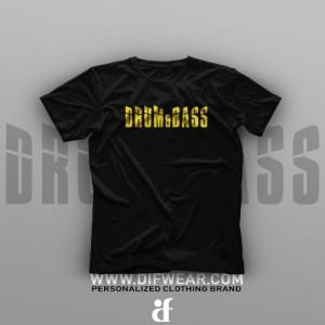 تیشرت Drum And Bass #1