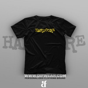 تیشرت Hardcore #1