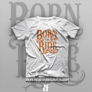 تیشرت Born To Ride